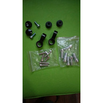1 Kit Suporte Parafusos , Retrovisor Rizoma ( Naked )