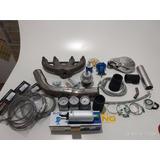 Kit Turbo Vw Ap Completo Com Bomba Eletrica E Turbina Master