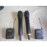 Microfono Inalambrico Sennheiser Skm 2000 (g3)