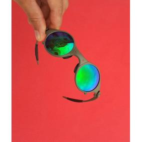 883e38368a6b0 Distrito Federal · Óculos Juliet Romeo 1 Penny 24k Medusa Mars Varejeira G26