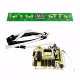Kit Placa Potencia Interface Acabamento Le12 Le09 Original