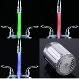 3 Pzas Luz Led Para Lavamanos O Fregadero Multicolor
