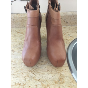 Botas Westies, Nine West, Nvas, Color Camel, 5 Mex