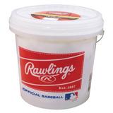Rawlings Compartimiento Con 2 Docenas De Pelotas De Béisbol