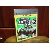 Colin Mcrae Dirt 2 Ps3 Fisico Nuevo Sellado