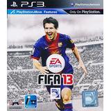 Juego Ps3 Fifa Soccer 13 Nuevo Original Físico