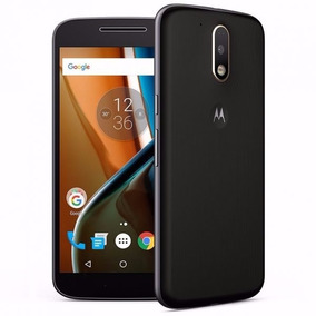 Motorola Moto G4 4g Lte Dual Sim Xt1621 Negro