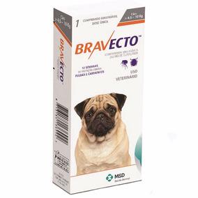 Bravecto 250 Mg Para 4.5-10 Kg Promo Envio Gratis Desde 1 Pz