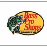 Sticker Transfer Para Estampar Bass Pro Shop Original