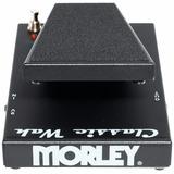Pedal Morley Clw Classic Wah Wah Para Bajo Y Guitarra