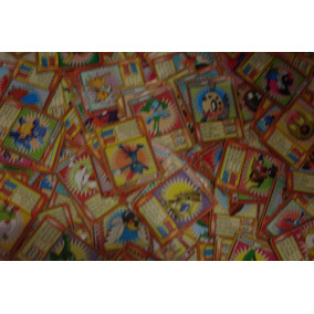 100 Cartas Pokemom Ainda Incluo 40 Cards Dragon Ball A Mais
