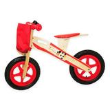 Bicicleta De Madera Para Aprendizaje Classic Balance