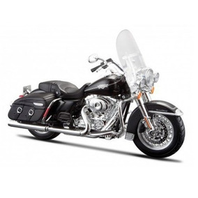 Harley Davidson A Escala Flhrc Road King Classic Black