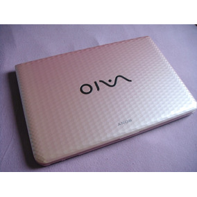 Notebook Sony Vaio Vpc-eg13eb Rosa + Brinde + Frete Grátis