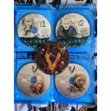 Vikings - T. 4 Completa (parte 1&2 Bluray) + Cap. 5ta T. Hd