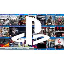 Jogos Ps4 - 20 Jogos Em Mídia Digital Á Pronta Entrega