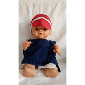 Antiga Boneca Bebê Dr Cocolin Jesmar (rob)
