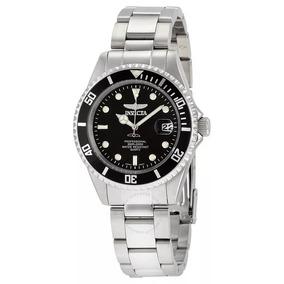 Reloj Invicta 8932ob Pro Diver, Analog Quartz Negro