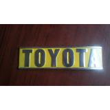 Emblema Toyota Curvo Fj40