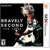 Bravely Second End Layer (nuevo Y Sellado) - Nintendo 3ds