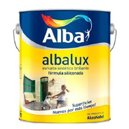 Esmalte Sintético Albalux G1 004 Amarillo 0,25lt