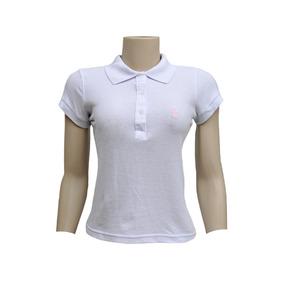 Camisa Polo Femenina Infantil G3 - By Polo Classica 8cc35f4006d