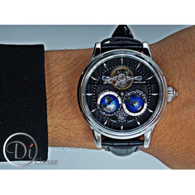 Reloj Montblan Vasco De Gama Geosphère