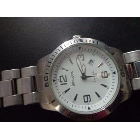 Relógio Original Seculos Long Life 5 A T M All Stein Steel