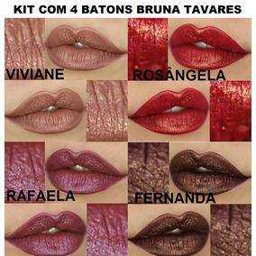 4 Batons Bruna Tavares Fernanda Viviane Rafaela Rosângela