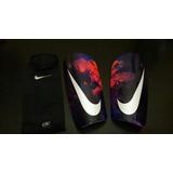 Canillera Nike Mercurial Cr7 Con Mangas Talla L Nuevas