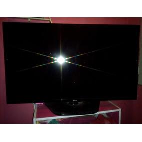 Tv Lg 42 Polegadas Com Defeito Na Tela. Para Reposição Peças