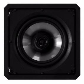 Caixa Embutir Gesso Loud Sq-6 120 Bl 120w C/2 Peças