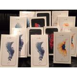 Iphone 6s Nuevos, Originales, Todas Las Capacidades Y Colore