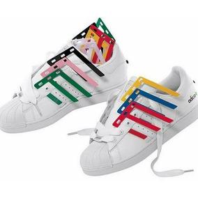 Zapatos Adicolor adidas Dama Caballero Gym Talla 36-45 Moda