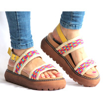 Sandalias Zapato Bajas Mujer Moda Primavera Verano 2017