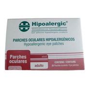 Parche Ocular Adulto Cja X20  Hipoalergic Balphin