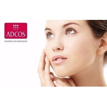 Kit Rejuvenescimento Anti Rugas Vitamina C Adcos- 3 Produtos