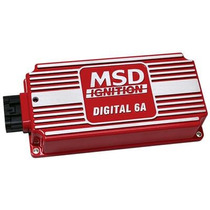 Msd 6a Caja De Control De Igniciones Digital 6201