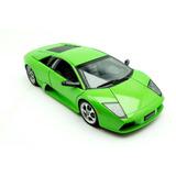 2000 Lamborghini Murcielago Green Escala 1:18 Autoart