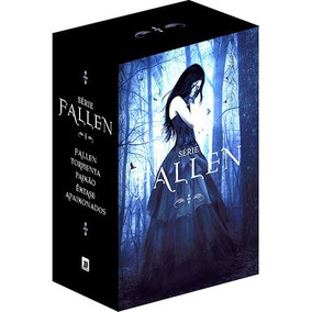 Box Série Fallen 5 Livros Lauren Kate