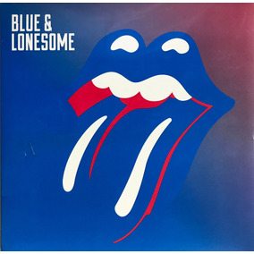 The Rolling Stones - Blue And Lonesome - Lp Import Novo