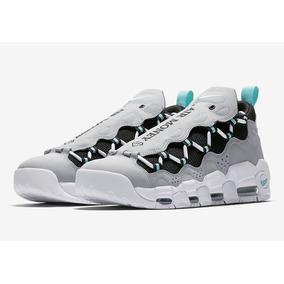 Zapatillas Nike Air More Money Wolf Grey. A Pedido Usa