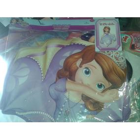 Letrero Movil Princesa Sofia Cumpleaños