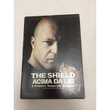 Dvd The Shield Acima Da Lei 1°e 2° Temporada Completa