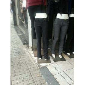 Pantalon Elasticado De Bengalina