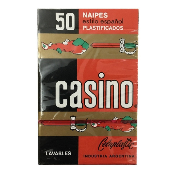 Cartas Naipes Estilo Espa?ol Casino