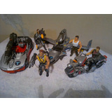Lote De Figuras Terminator 2 (carolco - Kenner Año 1991)