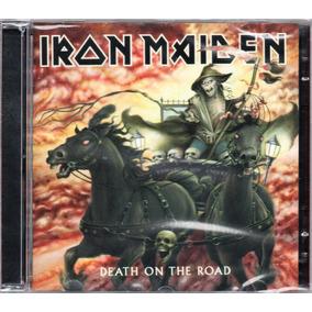 Iron Maiden Cd Duplo Death On The Road Novo Frete R$ 10,00