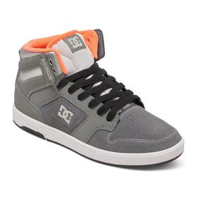 Zapatillas Dc Argosy High Se Grey . (oferta!!!!)