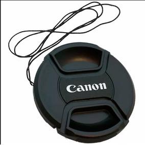 Tapa Para Lente Canon 82mm